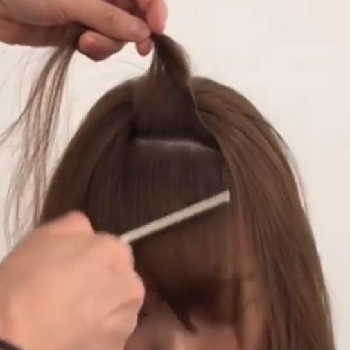 真的很崩潰!瀏海總是開岔變中分、髮根扁塌?揭秘韓國髮型師都靠「它」拯救各種窘境