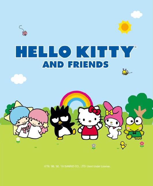 KITTY迷注意!2019春夏4月HELLO KITTY®聯名鞋款登場啦