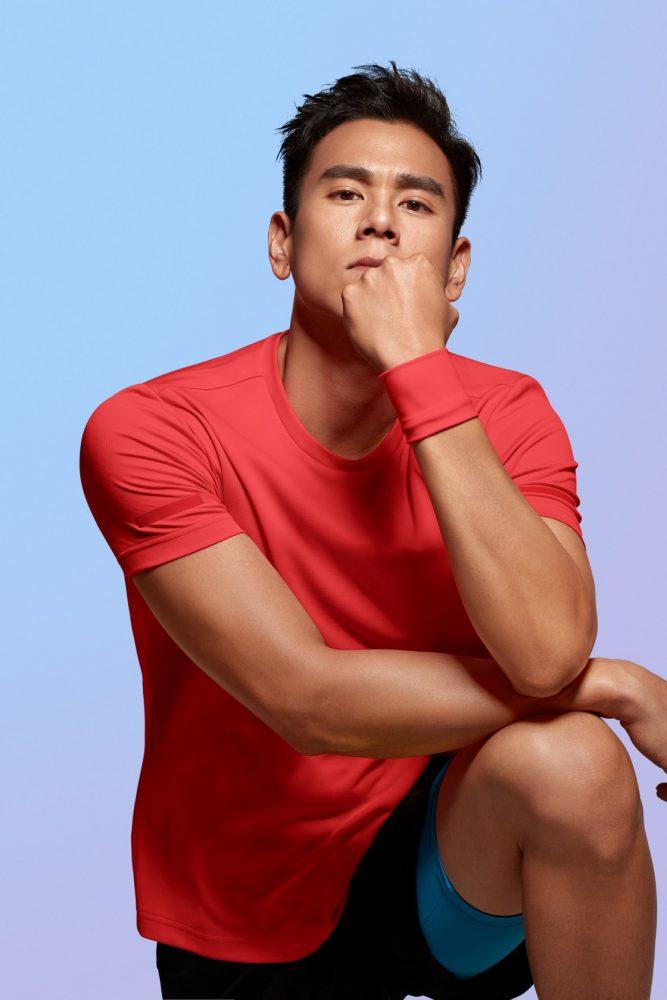 adidas聯手貝克漢「領風起跑」彭于晏、張鈞甯搶先體驗,凍涼效果全進化