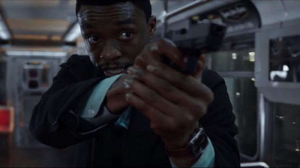 難不成是彈指後的另個時空?「黑豹」不當超級英雄改當紐約警探啦!