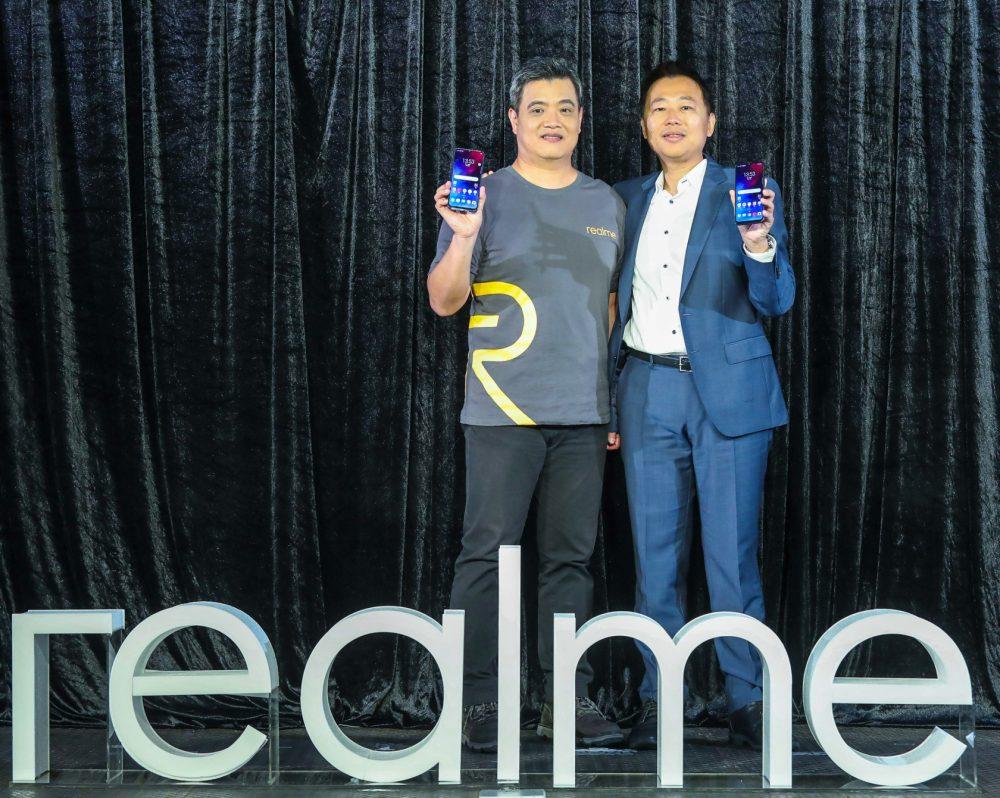 全新手機品牌realme訴求年輕、潮流,「realme 3」夜拍奇機正式在台上市