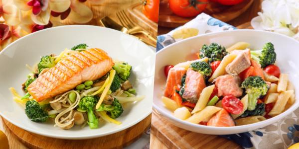 上班族學起來!美威鮭魚雙廚與營養師攜手開發「鮭」房食譜,健康一夏