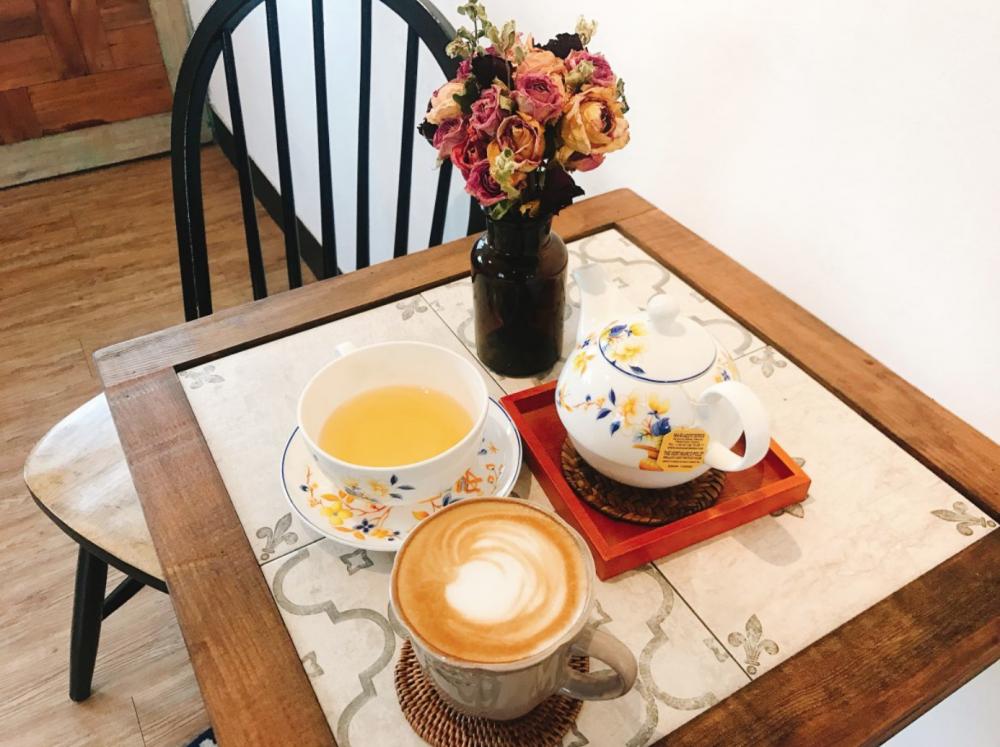 【宜蘭礁溪】PONPON 乓乓雜貨咖啡|文青必去咖啡廳