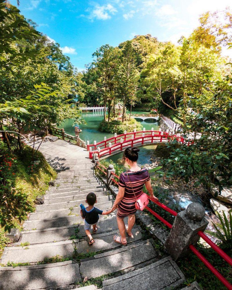【新店烏來一日遊】有山有水有仙境,還有私房賞櫻景點!