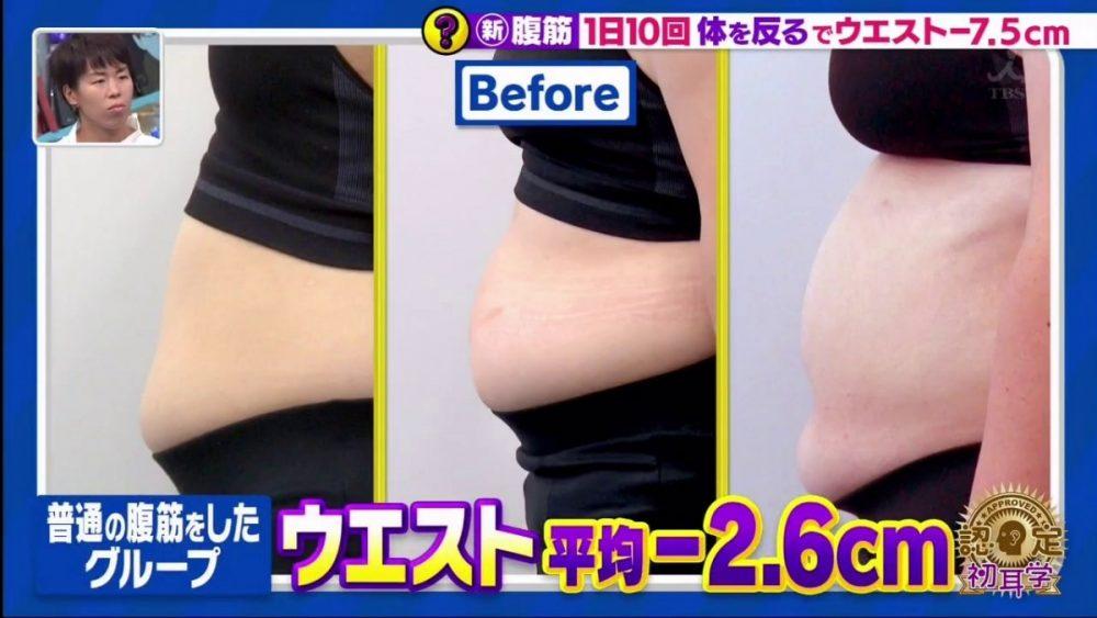 『逆向仰臥起坐』更有效?日本女生瘦小腹的秘訣,照著做2週就能看到明顯變化!