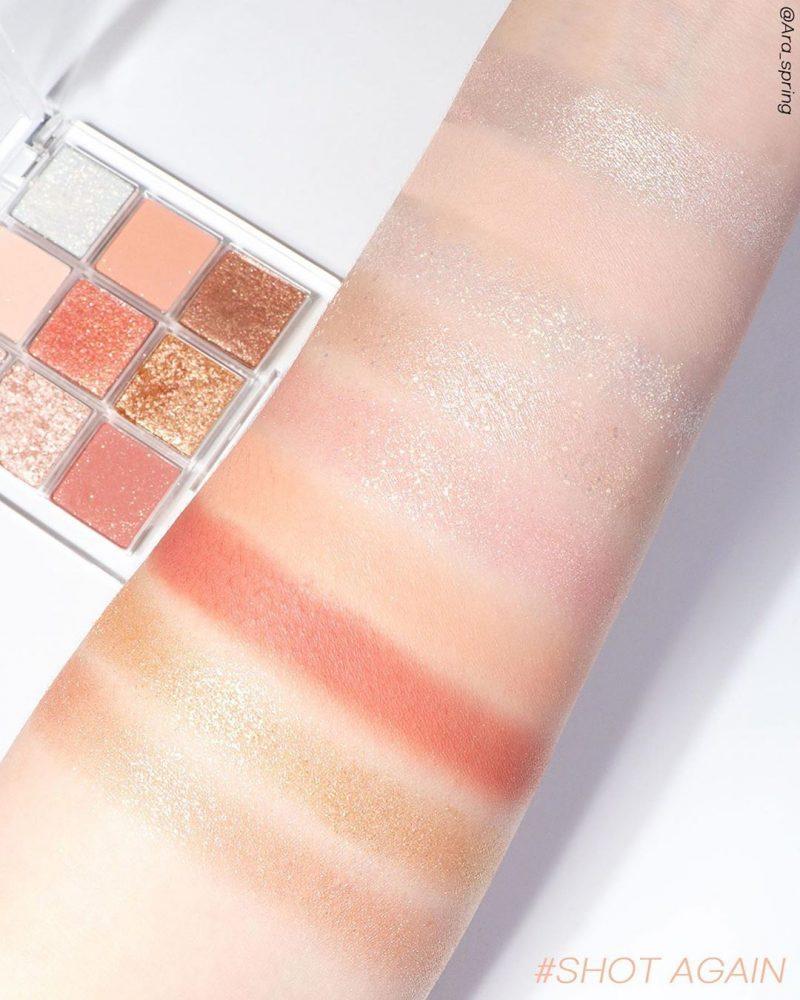 光看包裝就很消暑!『透明小冰塊』藏有夏季美色,有厚度的彩妝超有質感~