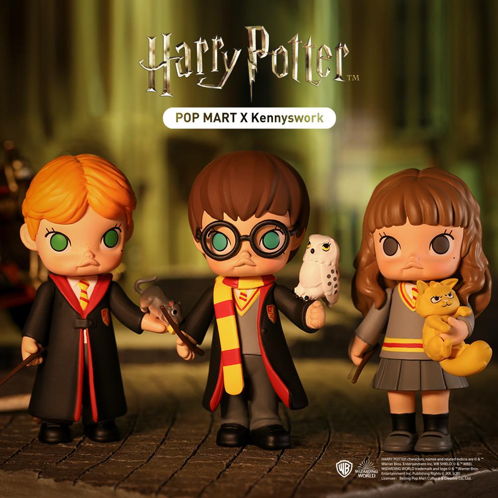 《哈利波特—回到霍格華茲》返校季與華納兄弟消費品部一同體驗魔法世界