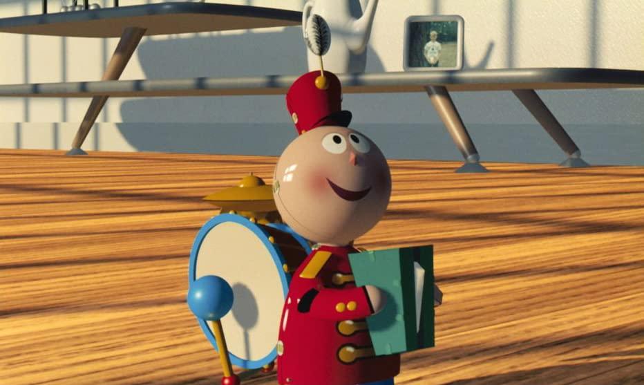 皮克斯映前短片回歸!《靈魂急轉彎》片頭短片《挖道兔》,就是導演本人!