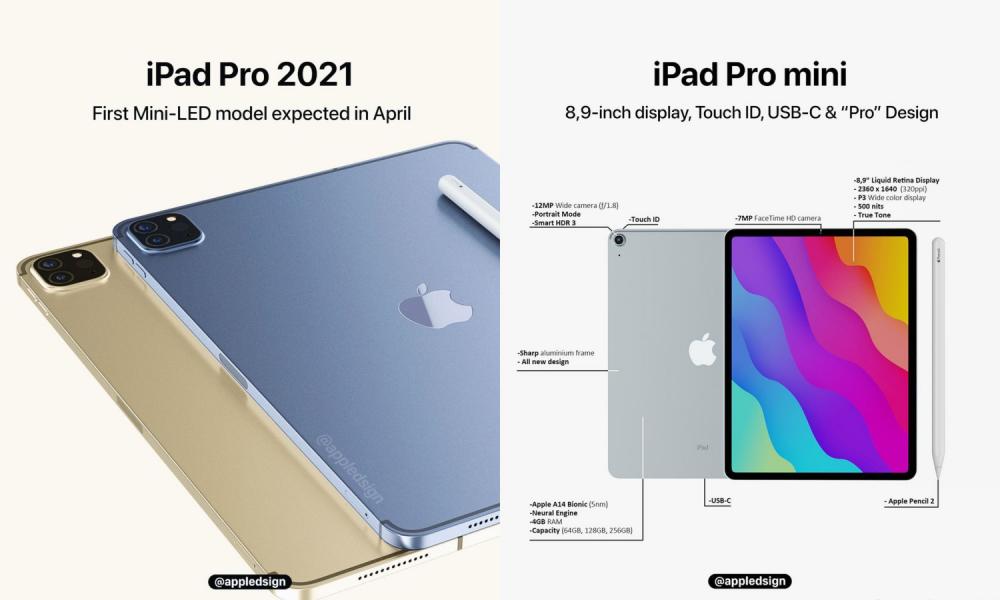 2021最新》Apple春季發表會 新品大公開!