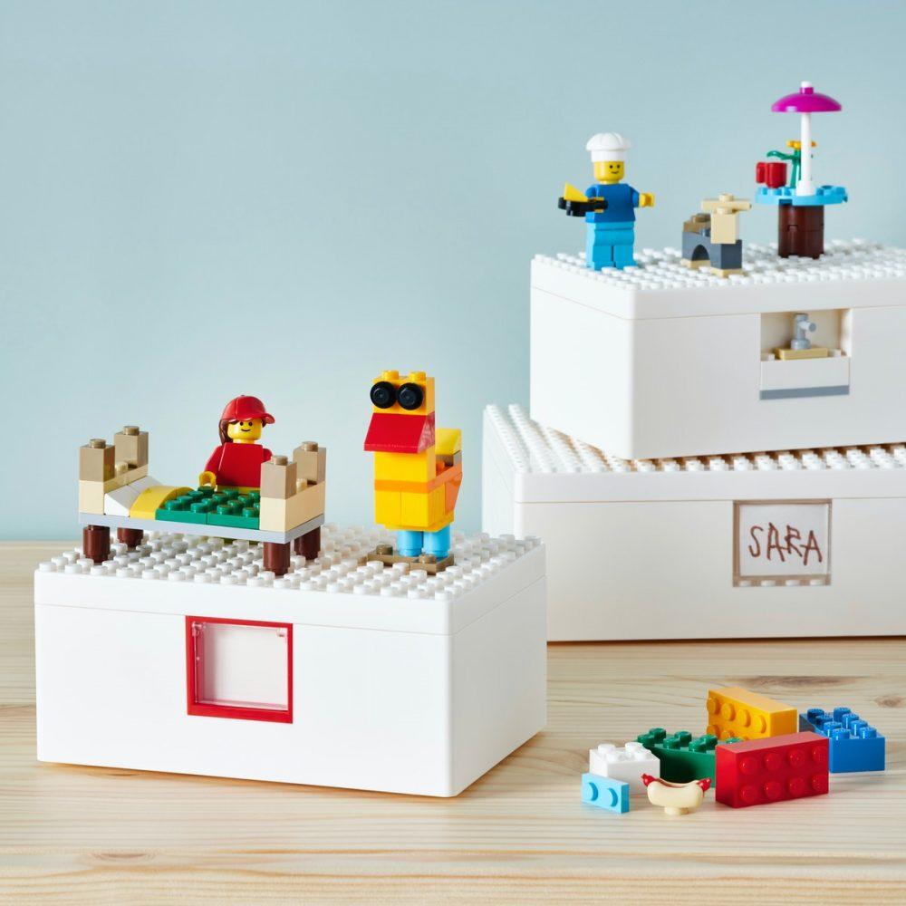 全球上市立即搶購一空! IKEA X LEGO「BYGGLEK」系列 4/8台灣重磅上市