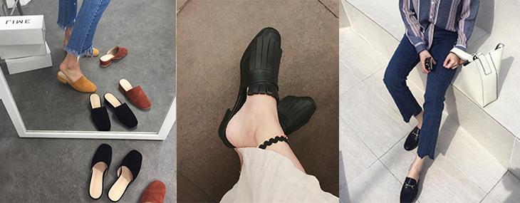 快跟上韓國秋天最夯的「Bloafer半包鞋」半休閒半正式的風格,完全實踐女孩對夢幻單品需求!