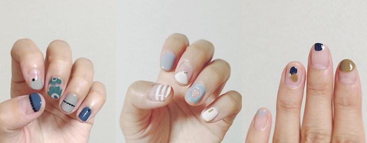 """不浮誇!這位日本女孩做的小清新指彩,會讓森林系的你都""""十指大動"""""""