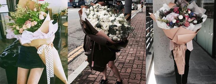 毆霸撩妹的最終密技_大王花束!用這巨大的花束讓女孩們承受你那重量級的愛吧!