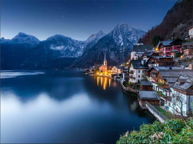 真的好像走進童話故事裡!世界最美麗的湖畔小鎮–哈爾施塔特,美到想永遠定居啦