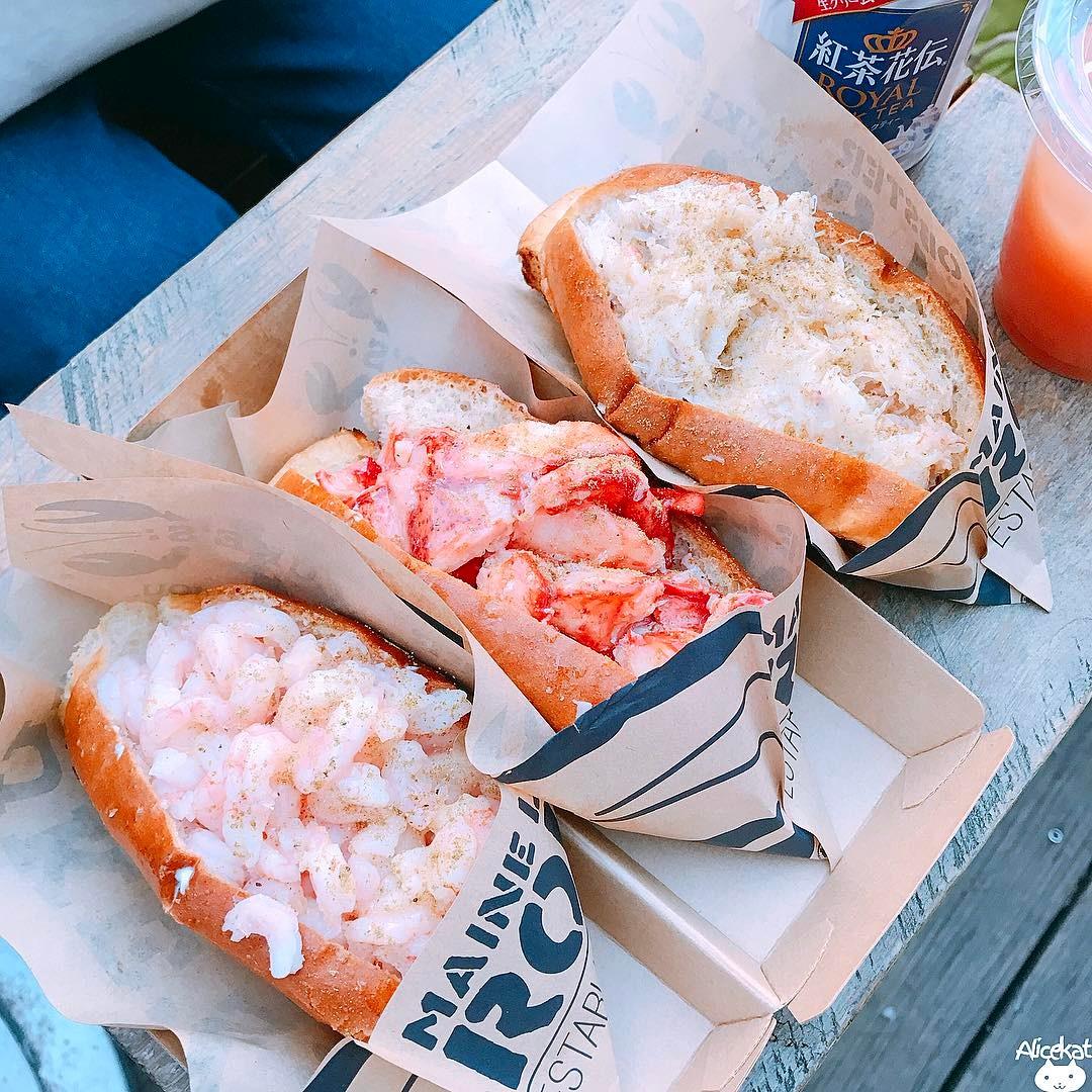 日本新超人氣打卡美食,看看那多到滿出來的龍蝦,吃過都說不得了啊!
