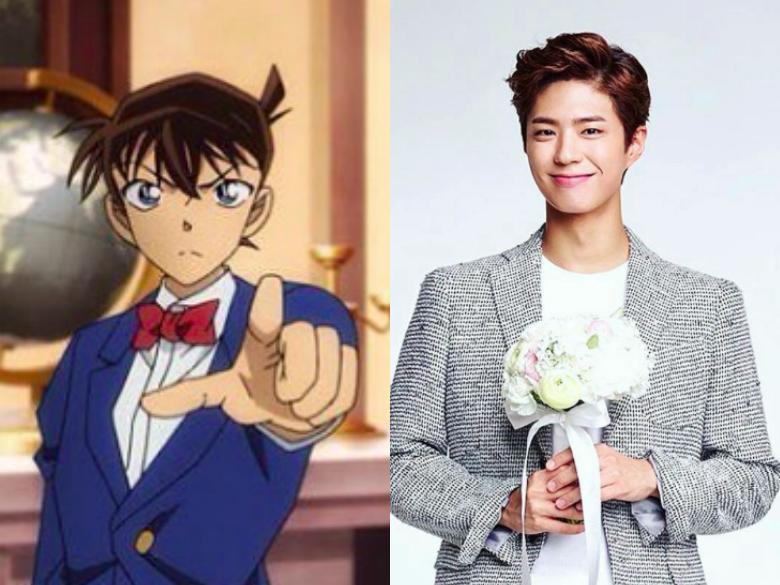 韓國網友票選最像「工藤新一」的3位男星!這既視感好強烈,或許哪天可以等到我們寶劍推理!?
