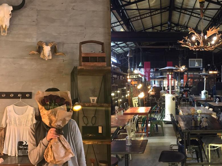 《芝加哥打字機》拍攝地,一起走入電影場景!風格強烈的韓國Loft咖啡廳「Studio Valor」