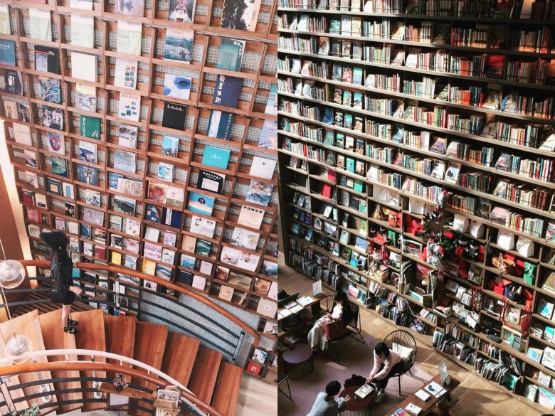 台灣版「巨型書櫃」根本90%神像大阪枚方T-Site本尊!盤點4大超級書櫃,一次過告訴你在哪!
