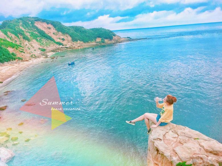 【北部特輯】夏天就是要去海邊啊,不然要幹嘛?夏日比基尼!藍色大海我來了~