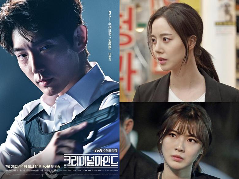 終於等到你~下半年最期待的刑偵劇tvN《犯罪心理》四大看點,燒腦時間Coming soon!