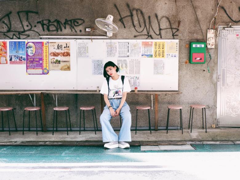 【打卡編帶你拍】每天經過但妳一定從來沒有拍過!搞怪少女的捷運大安站打卡地圖