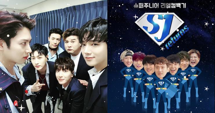 請回答SUJU!七人體制照樣引爆韓國歌壇,《SJ Returns》就是霸氣就是狂!