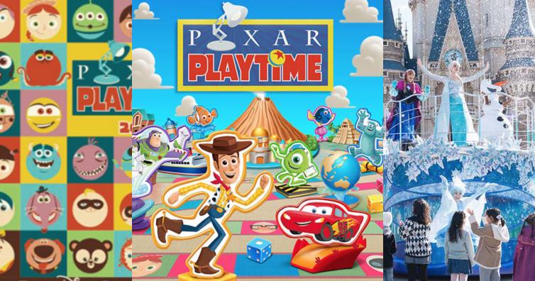【2018年版本】東京迪士尼超限定活動:超生火「皮克斯遊戲時間」與「冰雪奇緣」大勢開催!