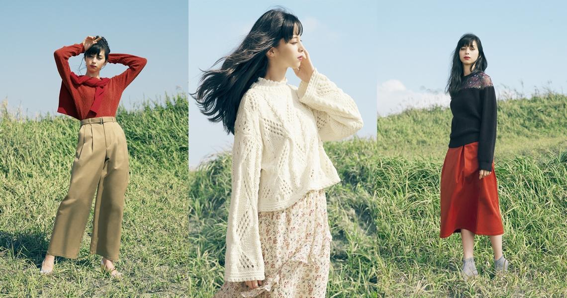 GU春季新品,雙倍浪漫,譜出初春唯美個性時尚曲
