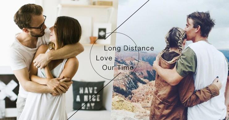 遠距戀愛很辛苦,但撐過總會有結果!5個編輯真心話,教你渡過難熬的遠距離愛情
