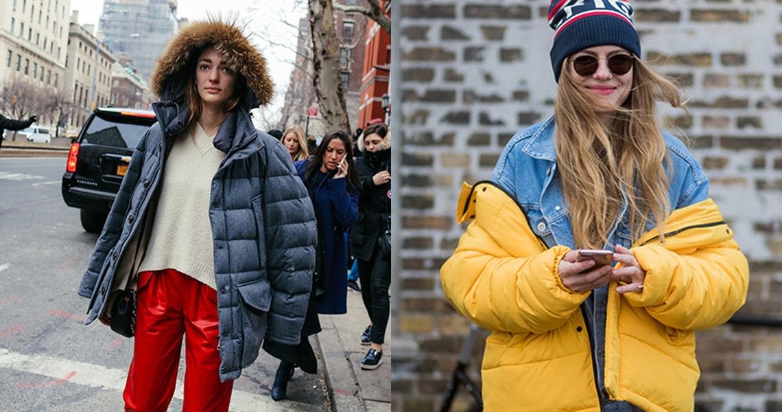 時尚機能外套如何挑?把握這三點挑對最適合的羽絨衣