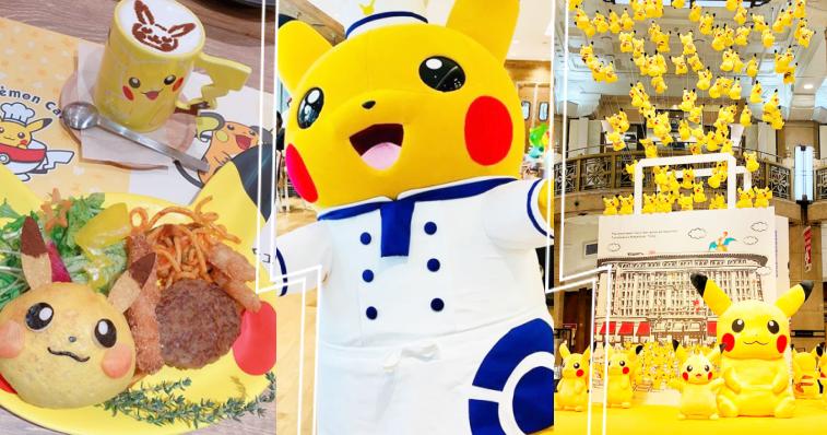 預約大爆滿!東京首家常駐寶可夢咖啡廳「Pokemon Cafe」開幕實況!各位訓練師必朝聖!