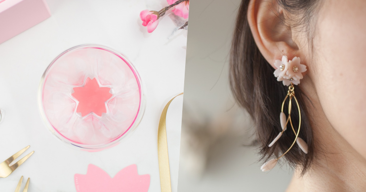 來不及出國賞櫻了嗎?Pinkoi推薦5款粉嫩櫻花商品,直接收藏春天的浪漫氣息