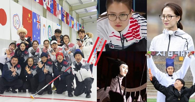 「英美啊~英美!」熱潮不斷,持續席捲韓國的平昌冬奧梗,都在三大韓綜裡!