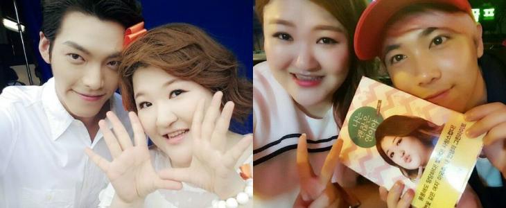 跟這麼多男神合作也太幸運了吧!韓國搞笑諧星李國主的獨特魅力,看完你也會不自覺地愛上她
