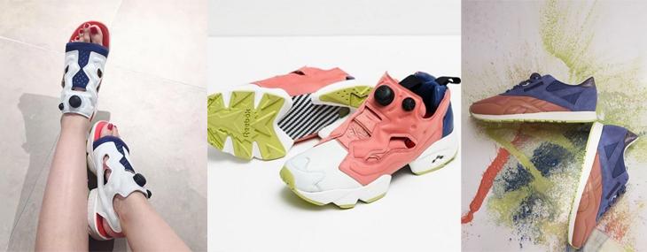 Reebok x FACE Stockholm聯名系列也太可愛!粉紅色加上全新拖鞋款怎麼可以這麼特別啦!